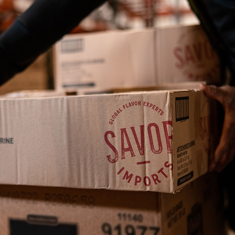 Savor Boxes - About page